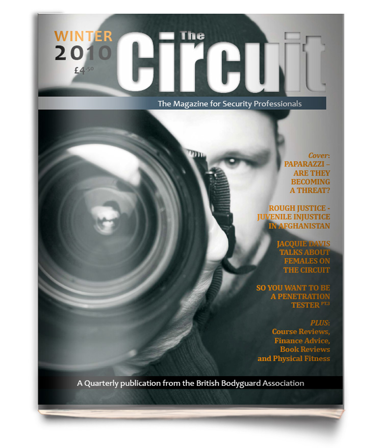 Circuit Magazine, Issue 06 - Cover