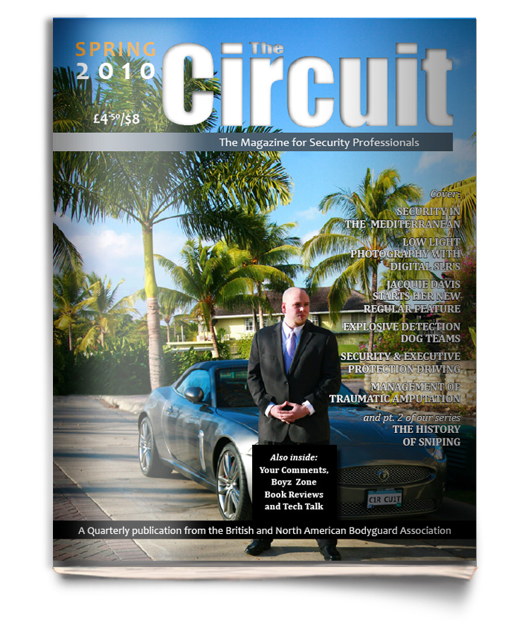 Cover image of Circuit magazine - Issue 7