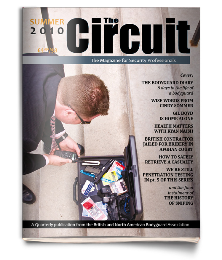 Cover image of Circuit magazine - Issue 8