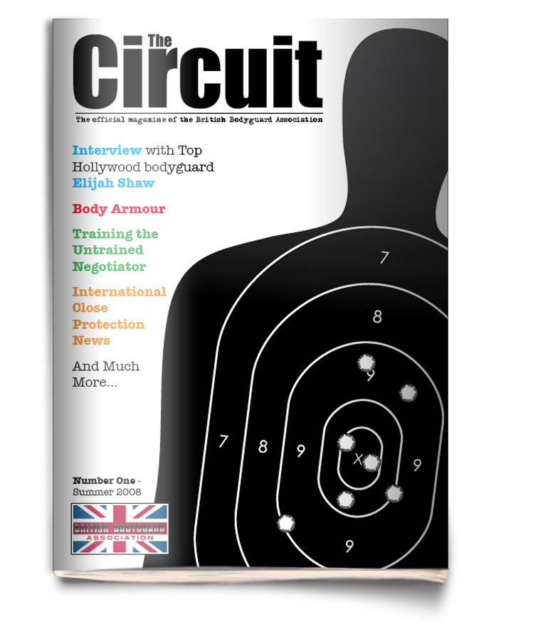 Circuit Magazine, Issue 1 - Cover
