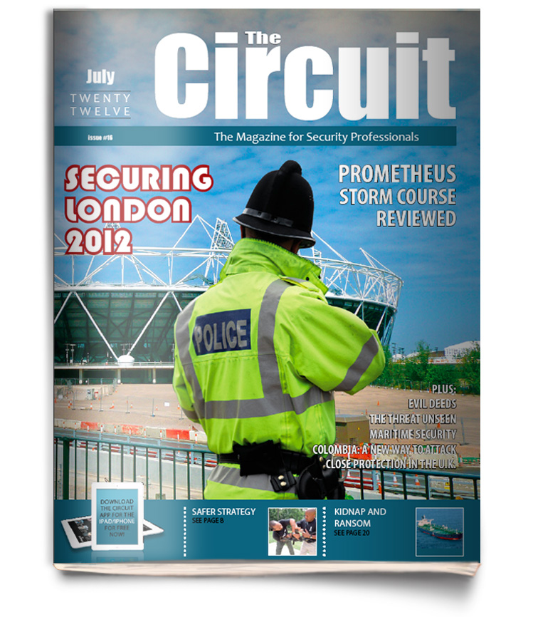 Cover image of Circuit magazine - Issue 16