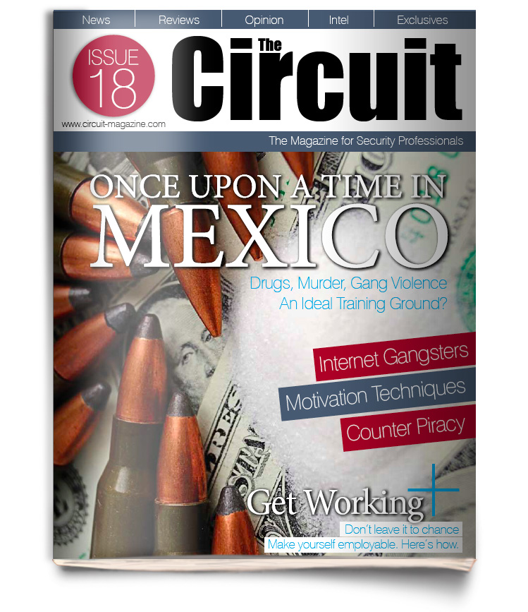 Cover image of Circuit magazine - Issue 18