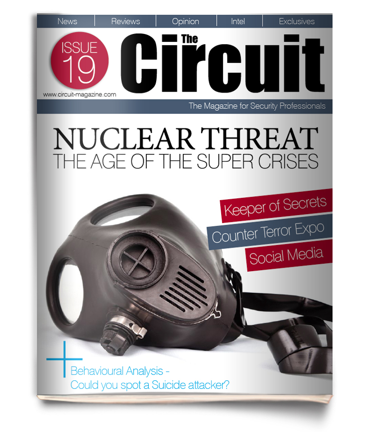 Cover image of Circuit magazine - Issue 19