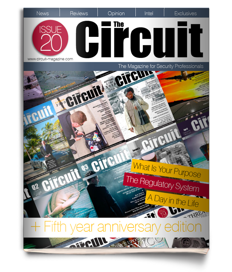 Cover image of Circuit magazine - Issue 120