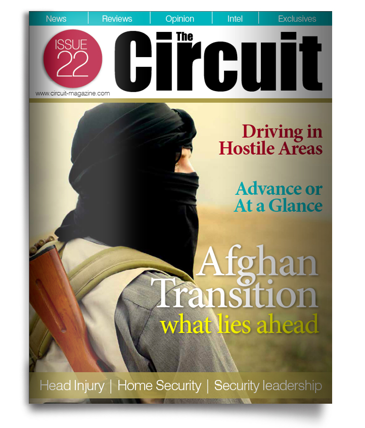 Cover image of Circuit magazine - Issue 22