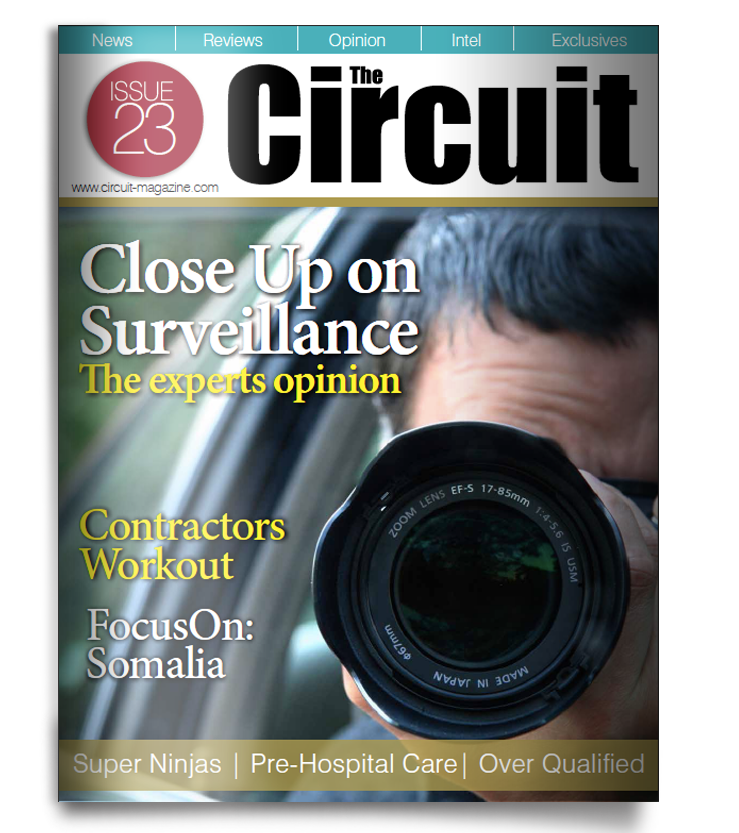 Cover image of Circuit magazine - Issue 23