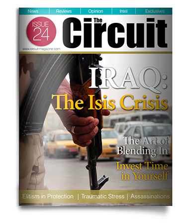 Circuit Magazine Issue 24 Cover