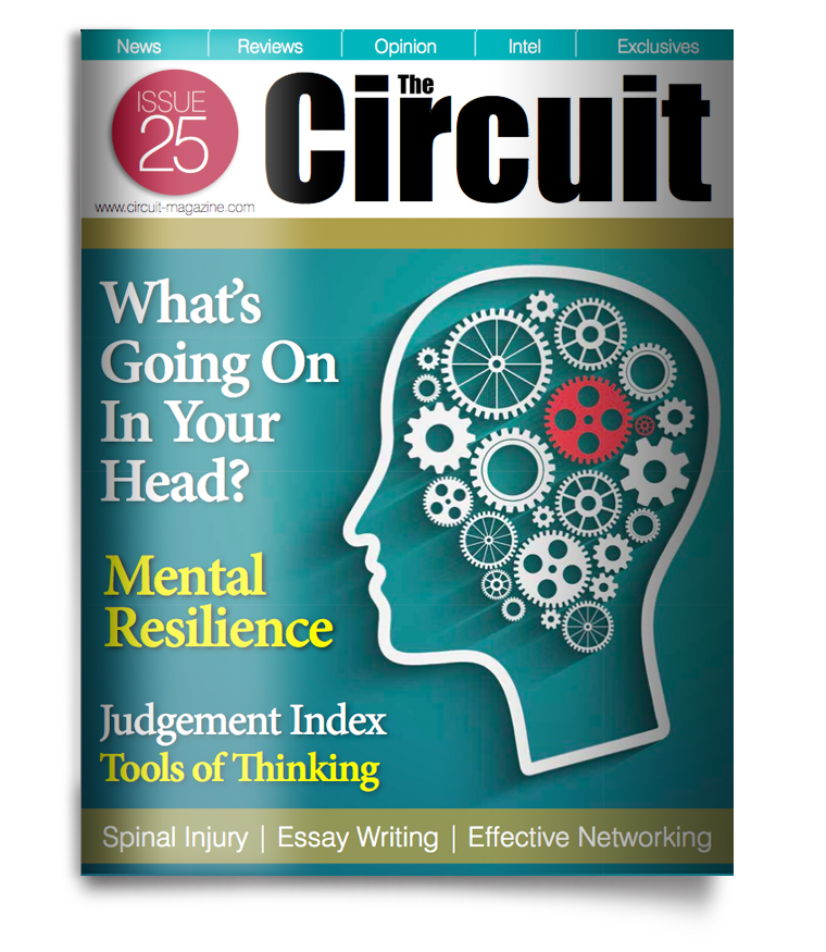 Circuit Magazine Issue 25 Cover