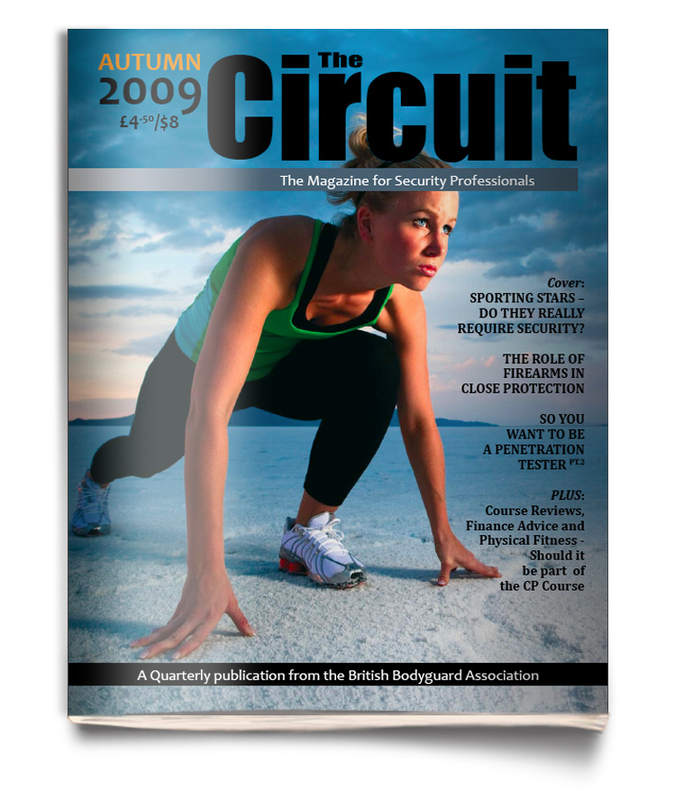 Circuit Magazine, Issue 5 - Cover