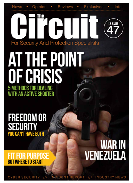 Cover of issue 47 Circuit Magazine