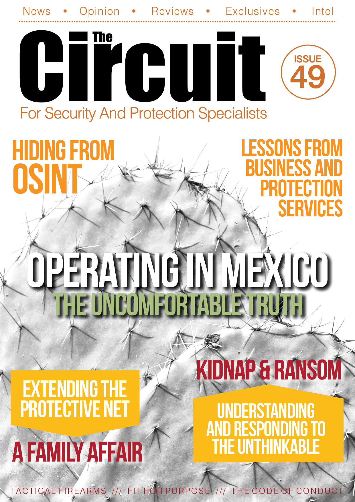 Cover image of Circuit Magazine - Issue 49