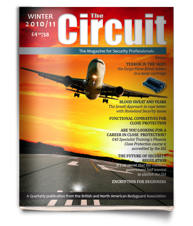 Cover image of Circuit magazine - Issue 10