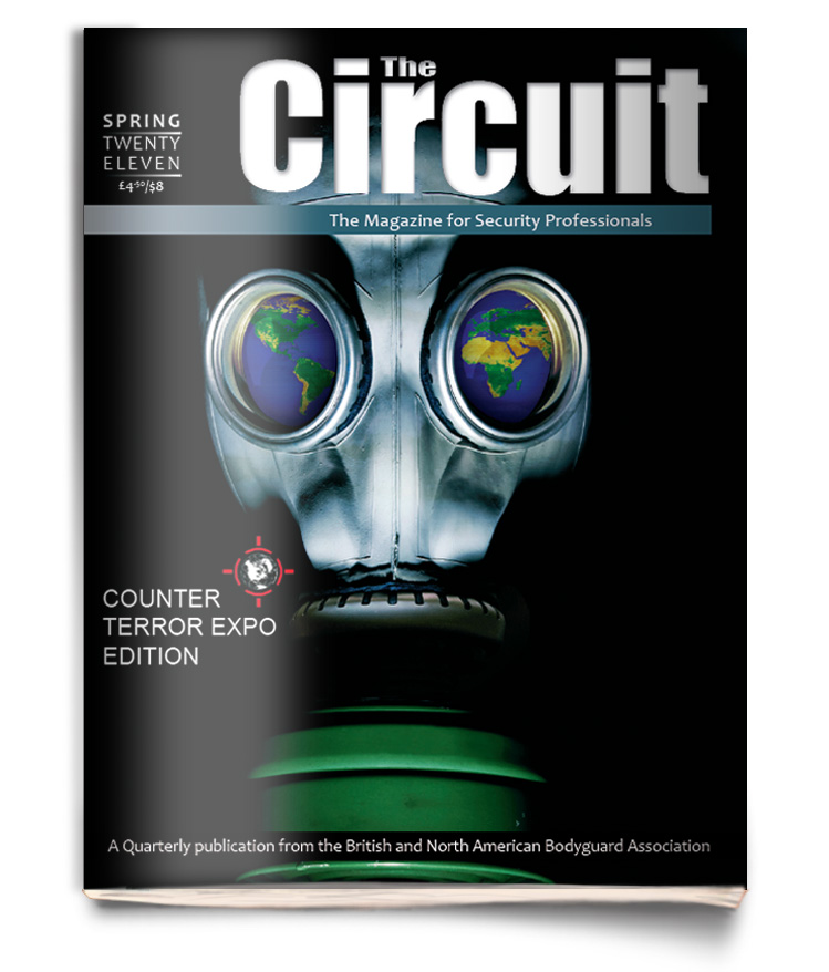 Cover image of Circuit magazine - Issue 11
