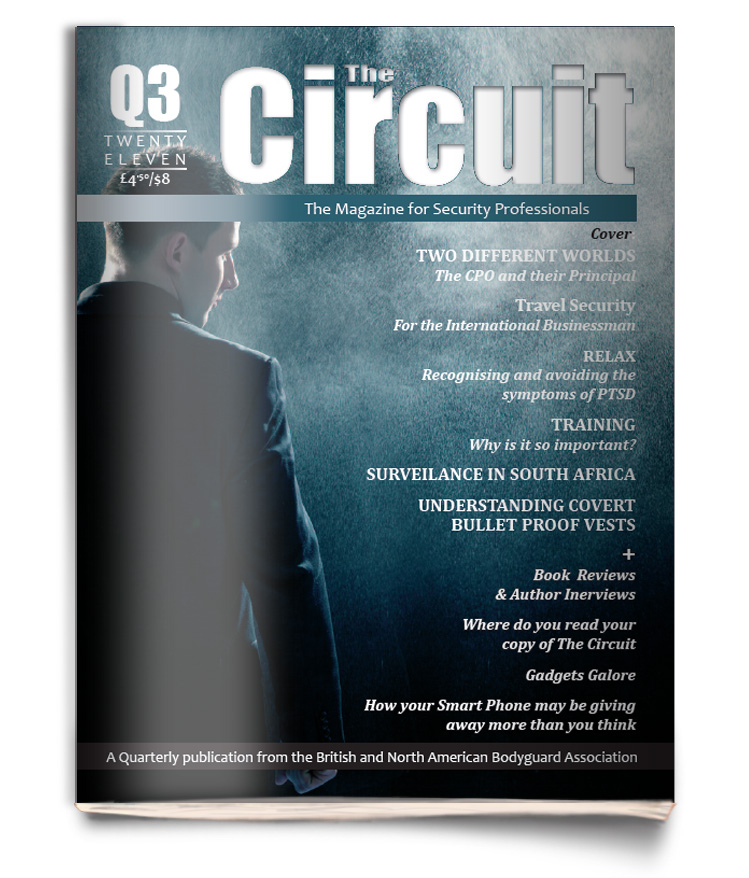 Cover image of Circuit magazine - Issue 13