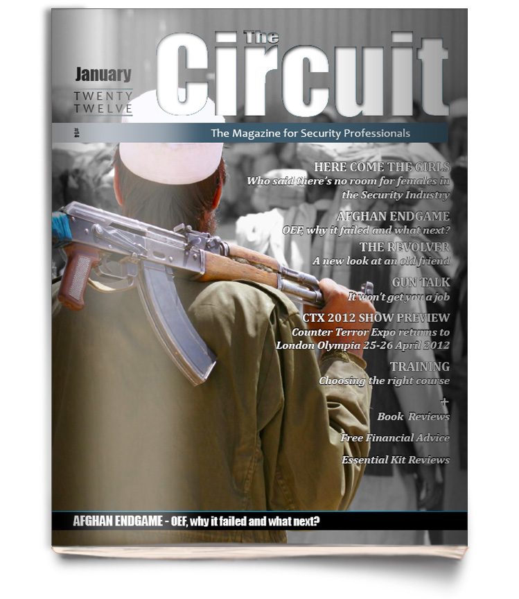 Cover image of Circuit magazine - Issue 14