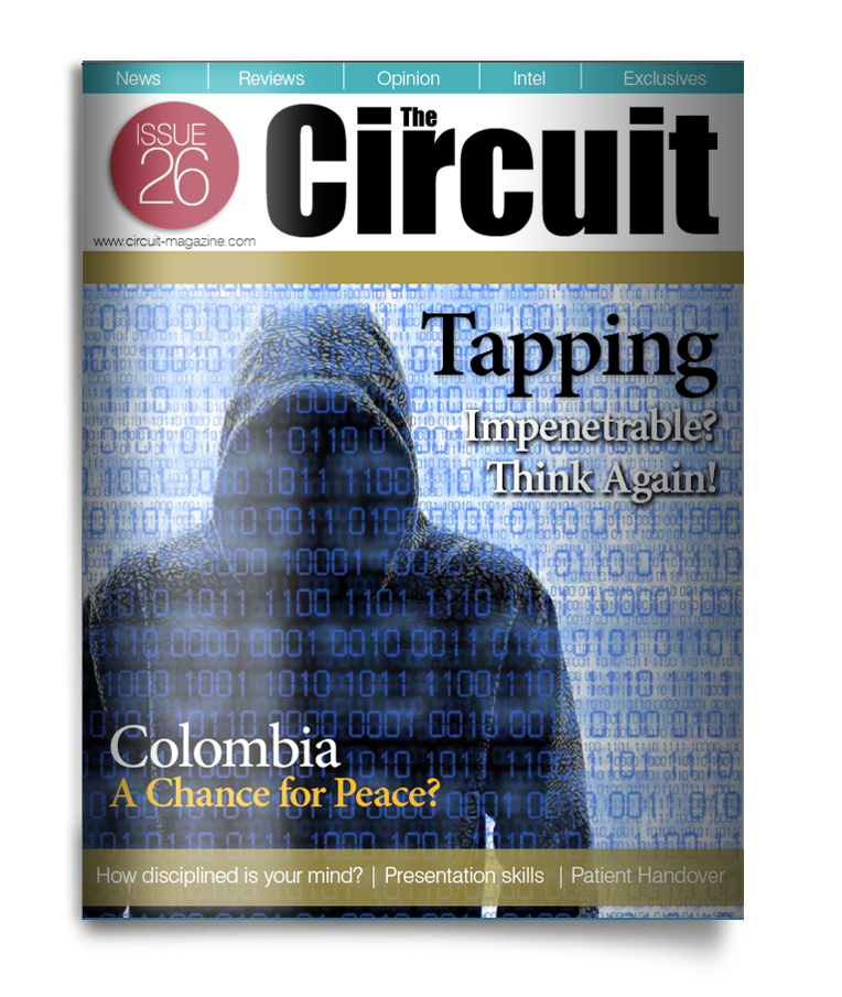 Issue 26 Circuit magazine Cover image