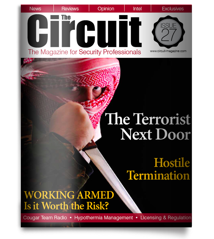 Circuit magazine - issue 27 cover image