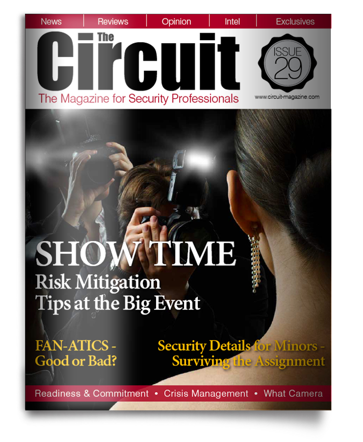 Circuit Magazine issue 29 cover image