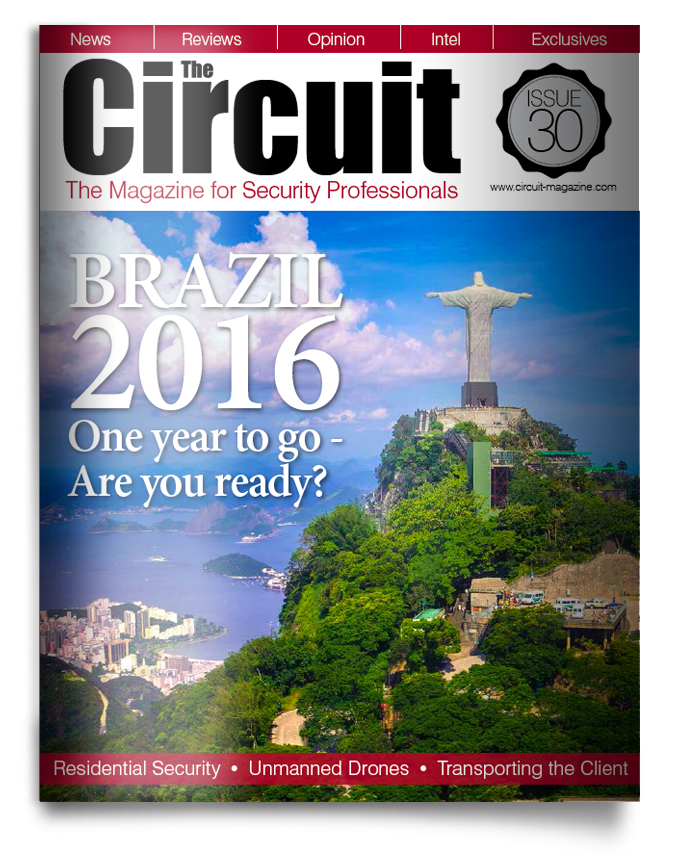 Circuit Magazine - Issue 30 Cover image