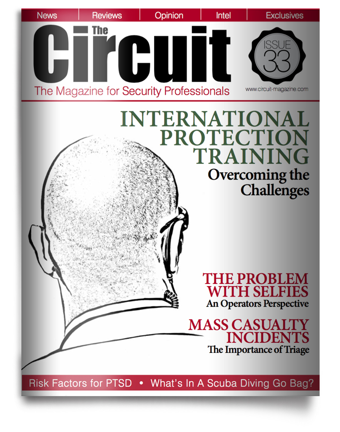 Circuit magazine issue 33 - cover image