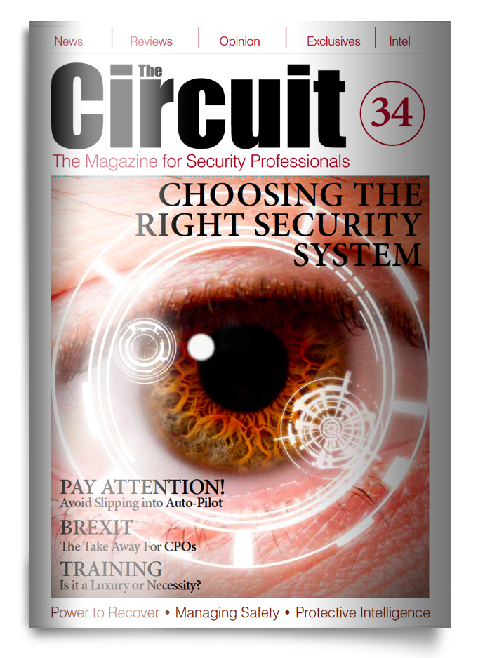 Issue 34 Circuit magazine cover
