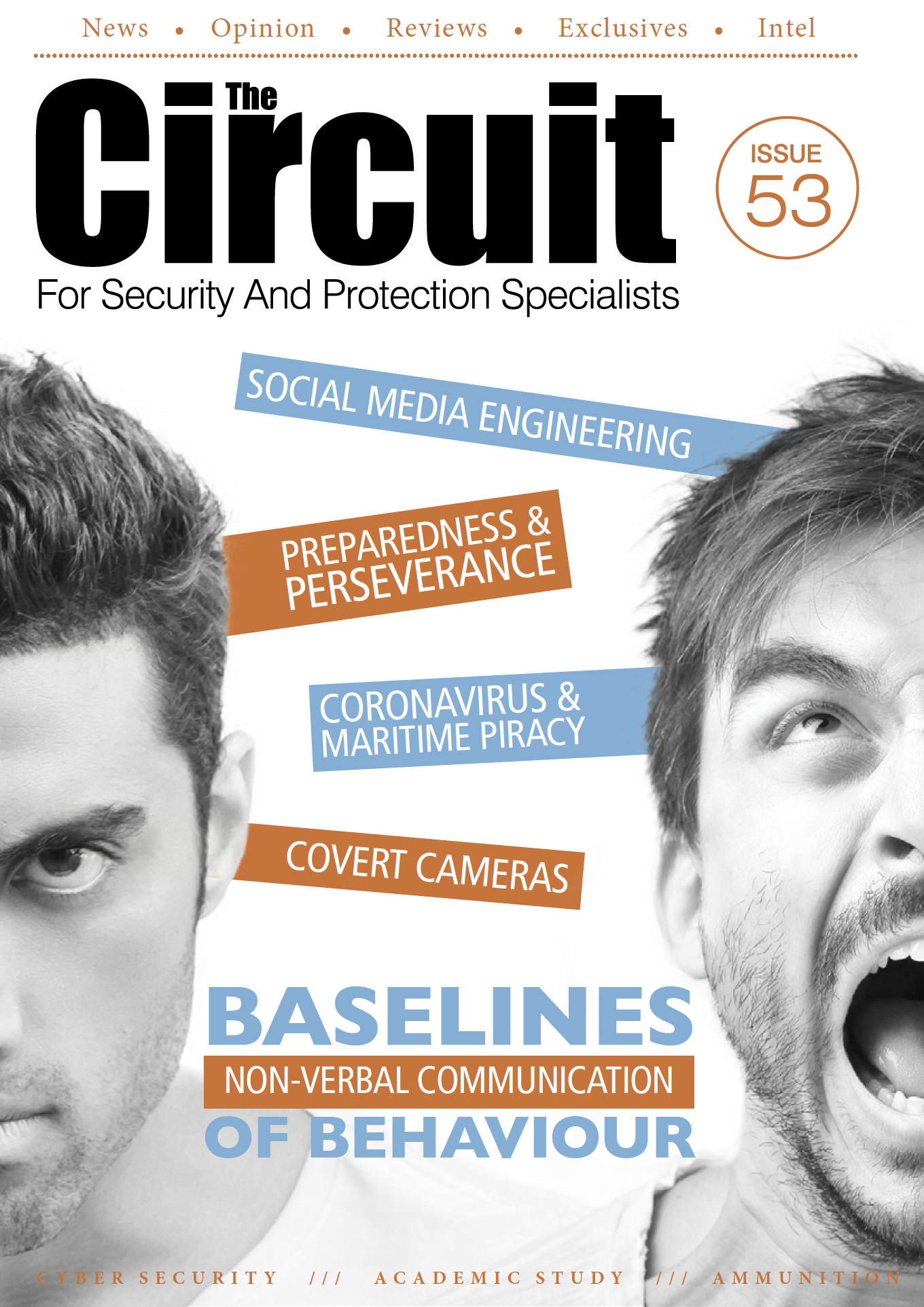 Circuit Magazine issue 53 cover